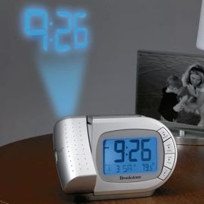 projection-clock
